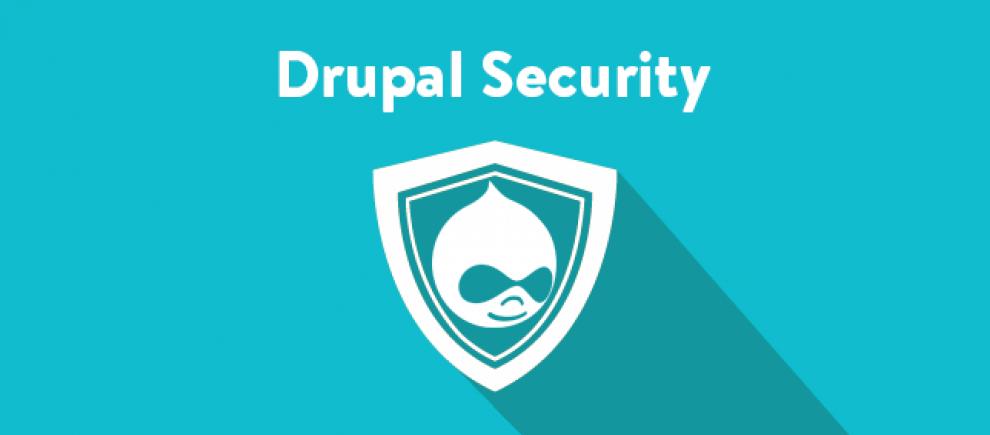 Drupal securite